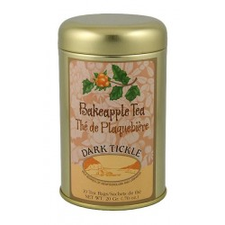 Bakeapple Tea 10 Teabag Tin 20g (0.70oz)