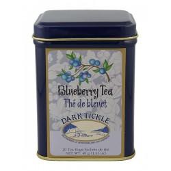 Wild Blueberry Tea 20 Teabag Tin 40g (1.41oz)