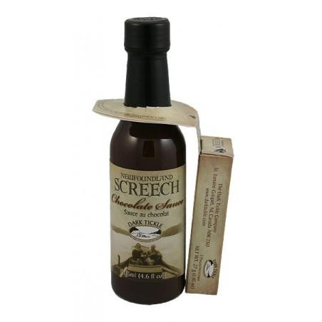Screech Sauce / Chocolate Combo