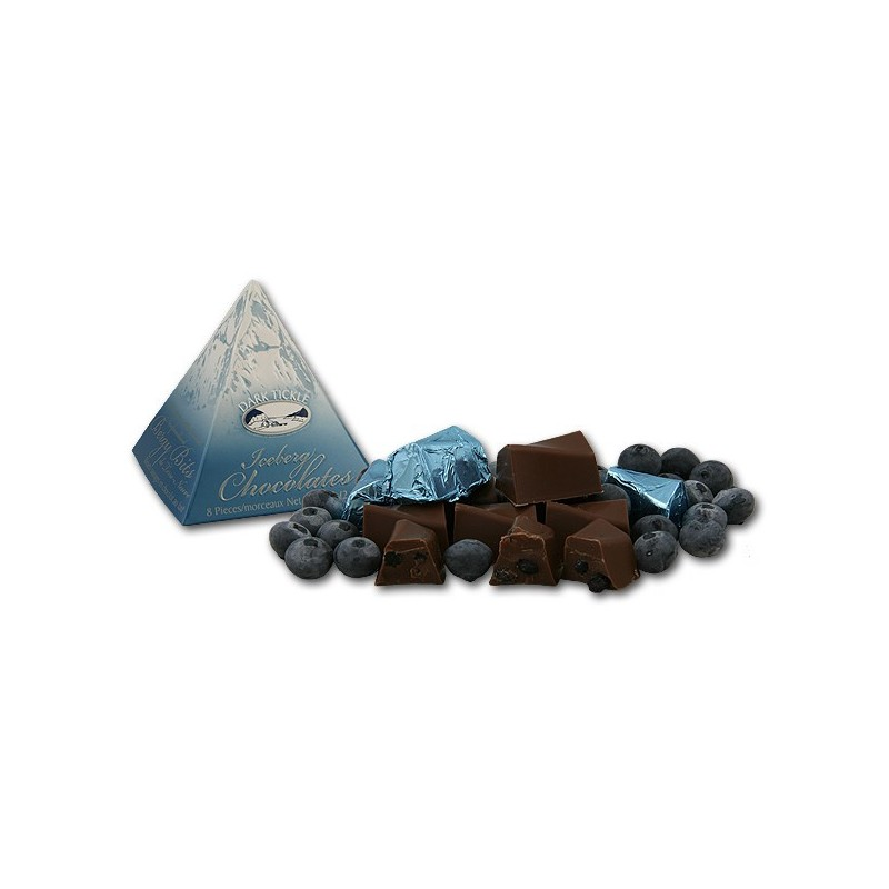 Dark Tickle Iceberg Chocolates