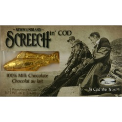 Screechin' Chocolate Cod