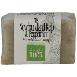Newfoundland Kelp & Peppermint Soap
