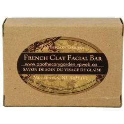 French Clay Facial Bar