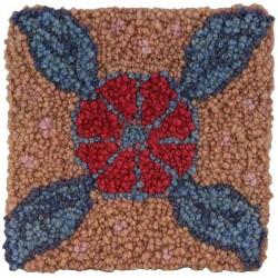 Handmade Hooked Mat