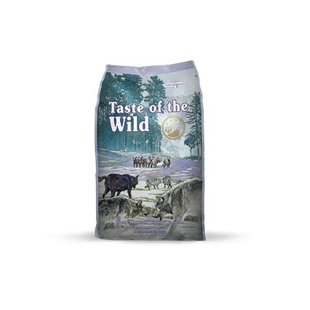 Sierra Mountain Canine® Formula with Roasted Lamb