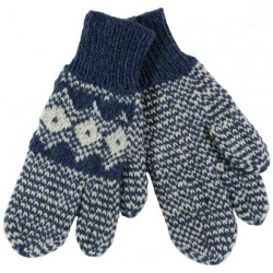 Diamond Pattern Trigger Mitts