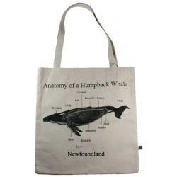 Humpback Tote Bag