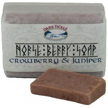 Dark Tickle Crowberry Juniper Soap