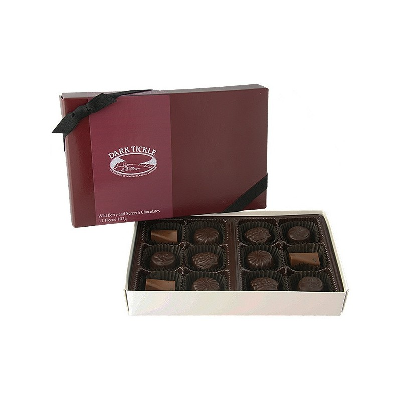 Assorted Chocolates 12pc (102g)