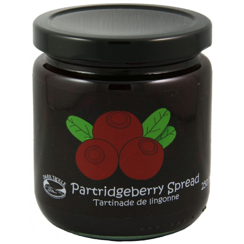 Old Fashioned Partridgeberry Spread 250ml