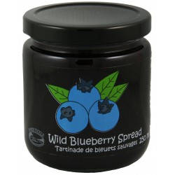 Old Fashioned Wild Blueberry Spread 250ml