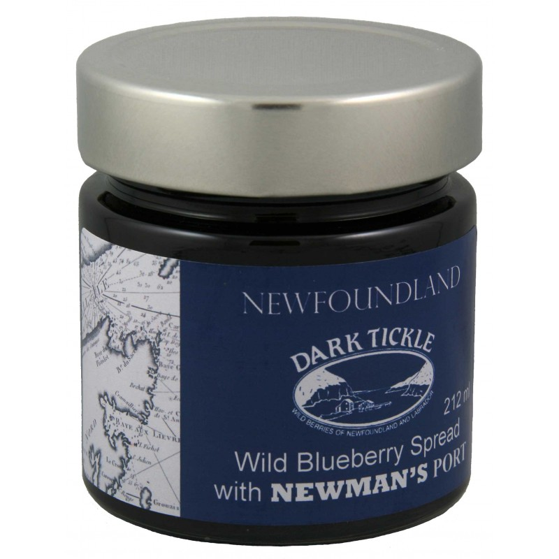 Wild Blueberry Port Spread 212ml