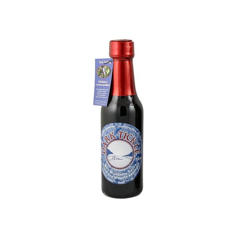 Wild Blueberry Sauce 135ml (4.5 fl oz)
