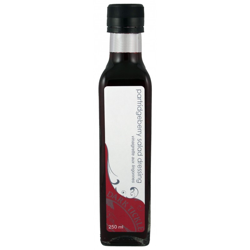 Partridgeberry Salad Dressing