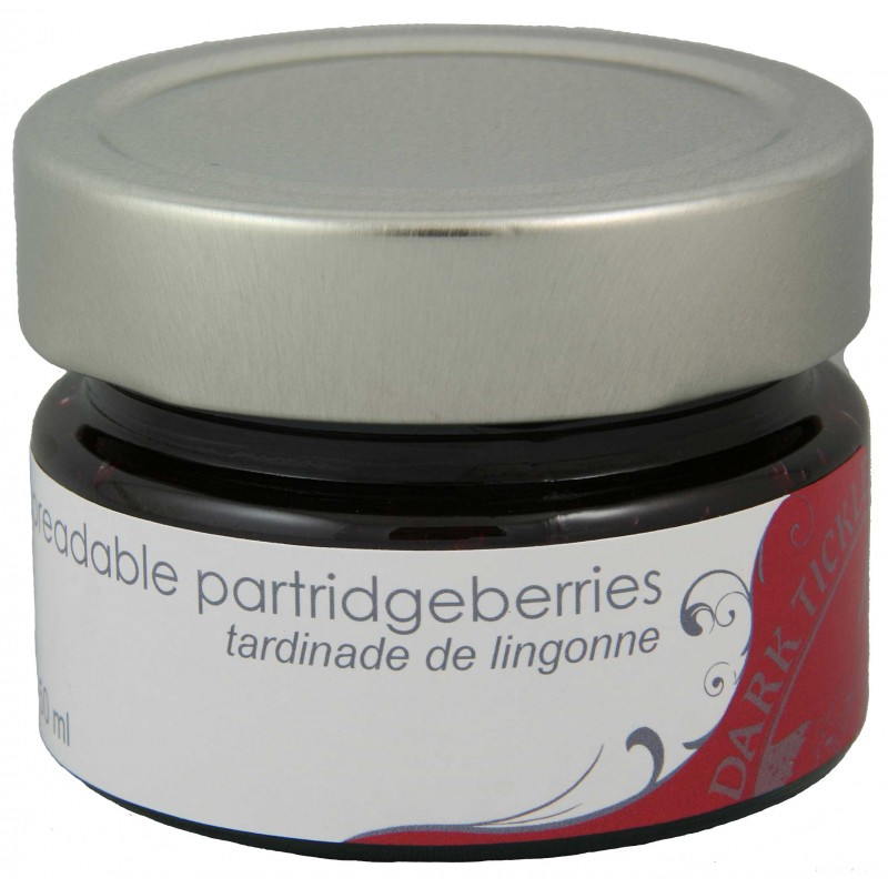 Spreadable Partridgeberries