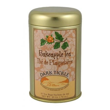 Bakeapple Tea 10 Teabag Tin 20g (0.70oz)
