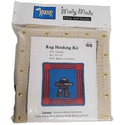 Inukshuk Rug Hooking Kit