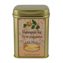 Bakeapple Tea 20 Teabag Tin 40g (1.41oz)