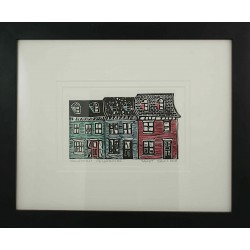 Downtown Neighbours by Janet Davis