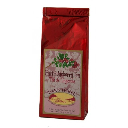 Partridgeberry Tea 5 Teabags 10g (0.35oz)