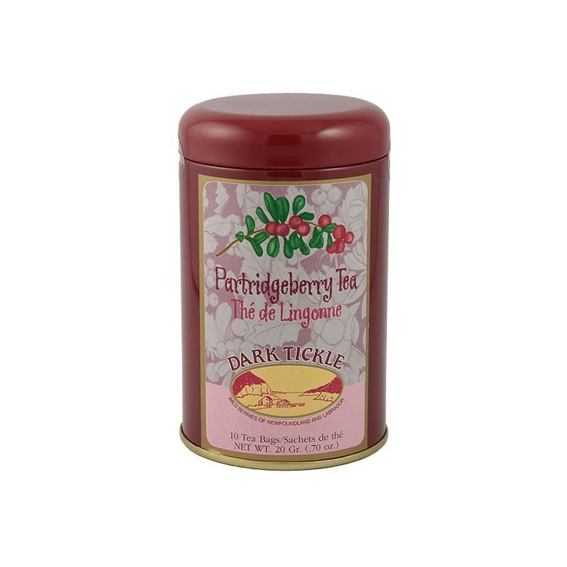 Partridgeberry Tea 10 Teabags 20g (0.70oz)