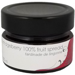 Partridgeberry 100% Fruit Spread