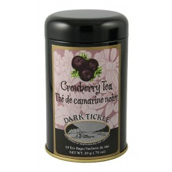 Crowberry Tea 10 Teabag Tin 20g (0.70oz)
