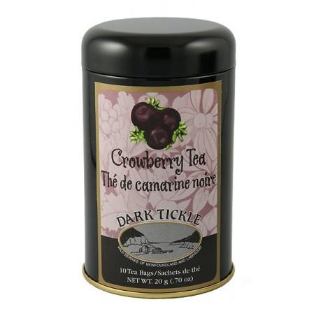 Crowberry Tea 10 Teabag Tin 20g (0.70oz)