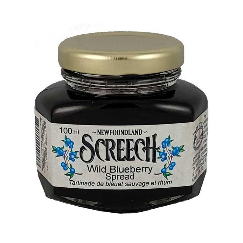 Wild Blueberry with Screech Rum 110ml