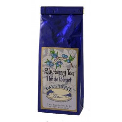 Wild Blueberry Tea 5 Teabags 10g (0.35oz)