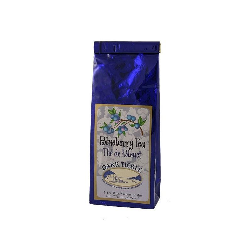 Wild Blueberry Tea 5 Teabags 10g (0 35oz)