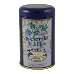 Wild Blueberry Tea 10 Teabag Tin 20g (0.70oz)