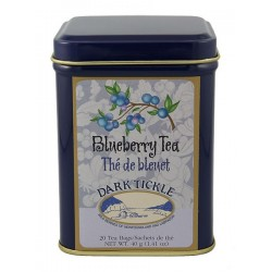 Wild Blueberry Tea 20 Teabag Tin 40g (1.41oz)