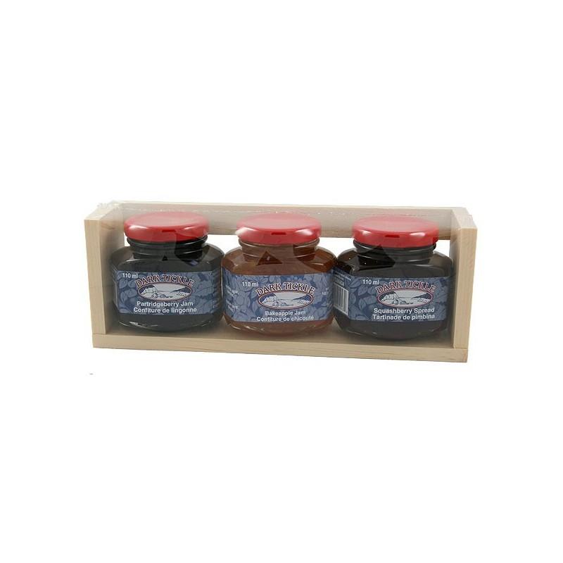 Jam Gift Box (3x110ml)
