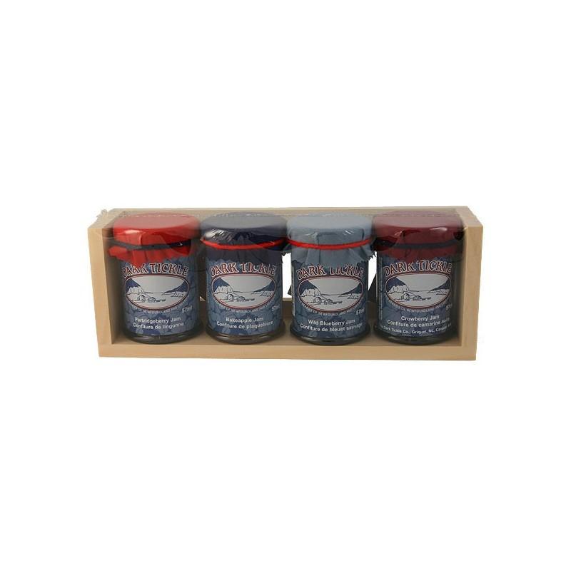 Jam Gift Box (4x57ml)