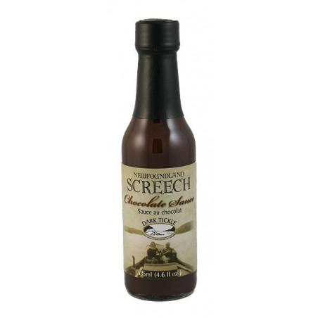 Screech Chocolate Sauce 135ml (4.6 fl oz)