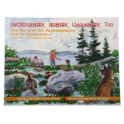 Partridgeberry, Redberry, Lingonberry, Too