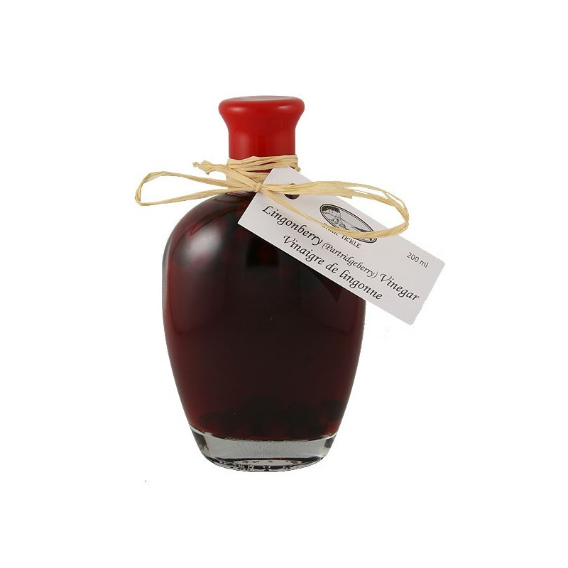 Partridgeberry Vinegar 180ml (6.1 fl oz)