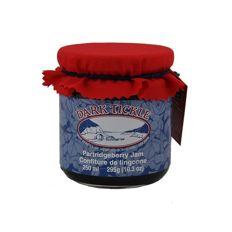 Partridgeberry Jam 250ml (10.3oz)