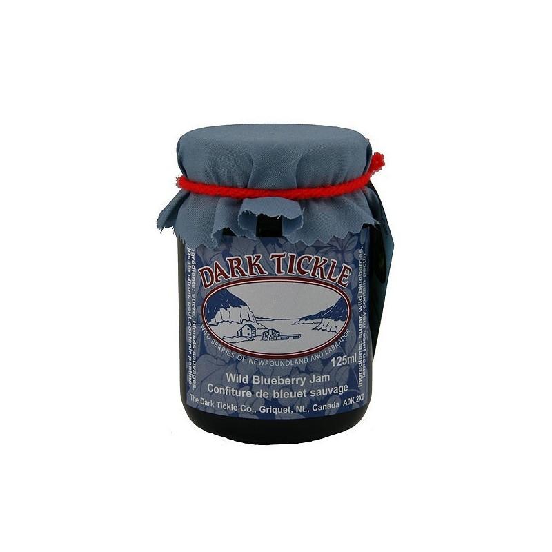 Wild Blueberry Jam 125ml (5.0oz)