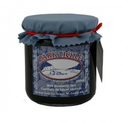 Wild Blueberry Jam 250ml (10.3oz)
