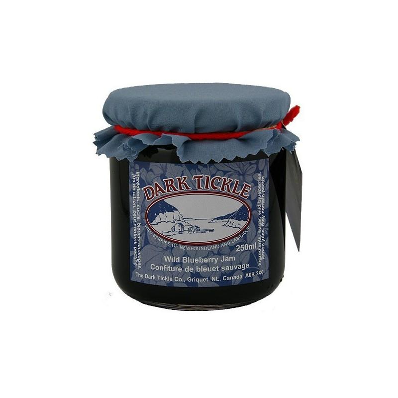 Wild Blueberry Jam 250ml (10.3oz)