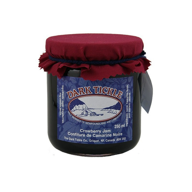 Crowberry Jam 250ml (10.3oz)
