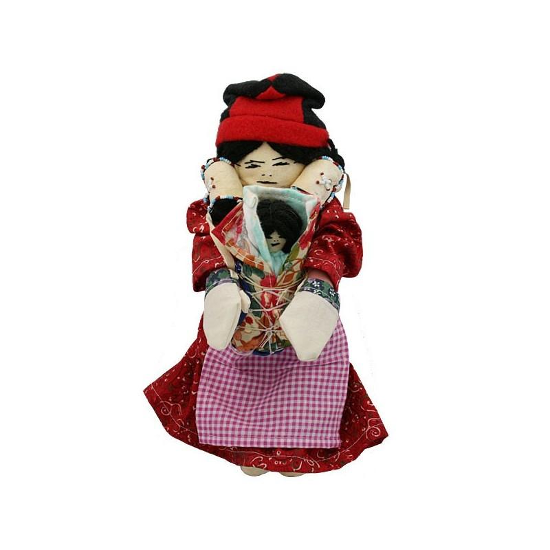 Innu Tea Doll