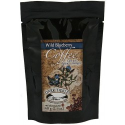 Wild Blueberry Coffee 60g (2.1oz)