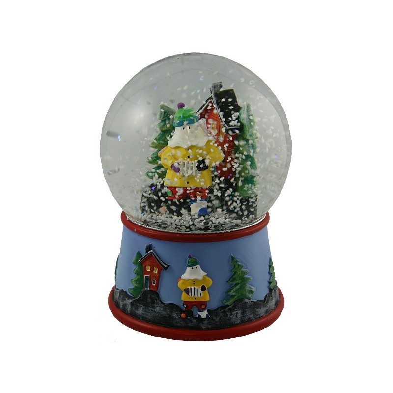 Ambrose From Heart's Delight Snowglobe