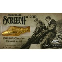 Screechin' Chocolate Cod