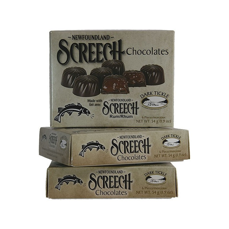 Screech Chocolates 54g (1.9oz)