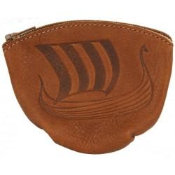 Viking Ship Coin Purse