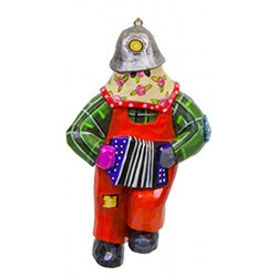 Bob From Bell Island Christmas Ornament